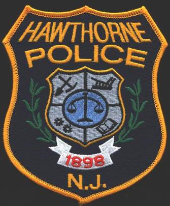 Hawthorne Police Patch