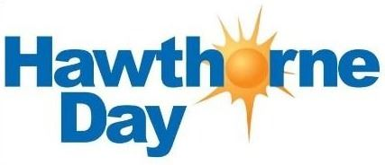 Hawthorne Day Logo without a date