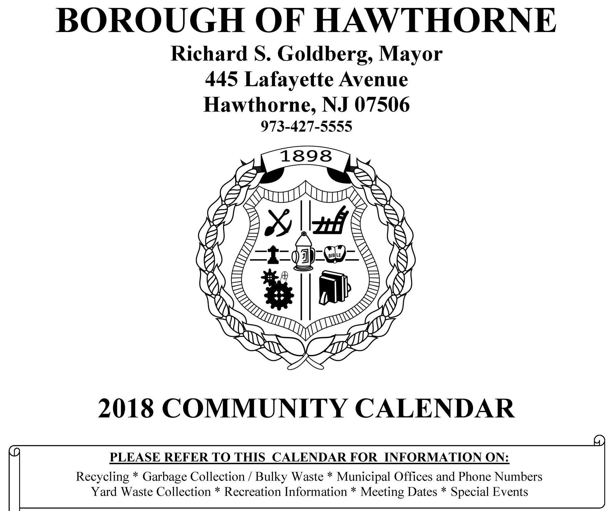 BOROUGH OF HAWTHORNE 04a8de321c89